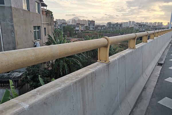 漳州桥梁护栏如何进行安装?