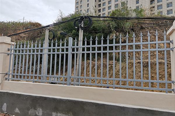 长乐某部队护栏