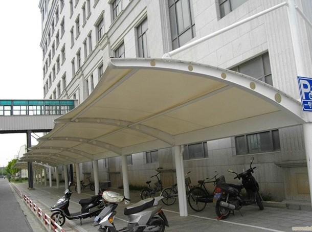 北镇/大石桥膜结构停车棚的制造有哪些要求