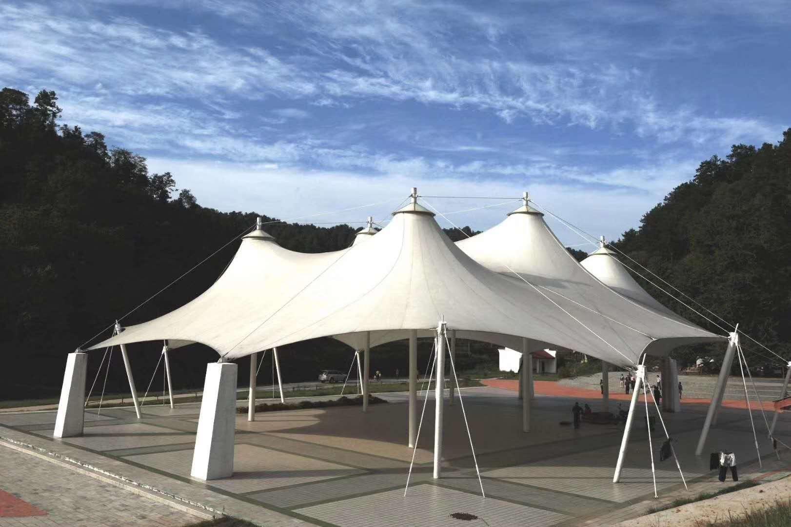 浙江景观膜结构