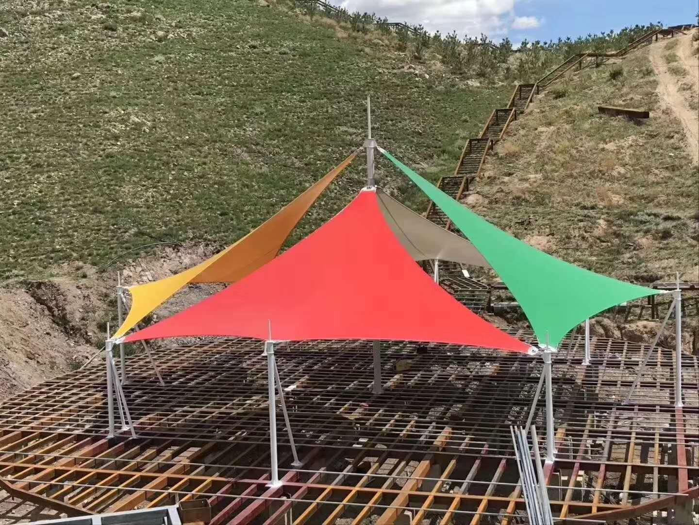 吉林景观膜结构