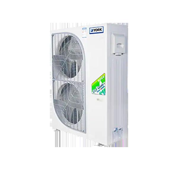约克中央空调-全变频风冷冷水/热泵机组 YVAG