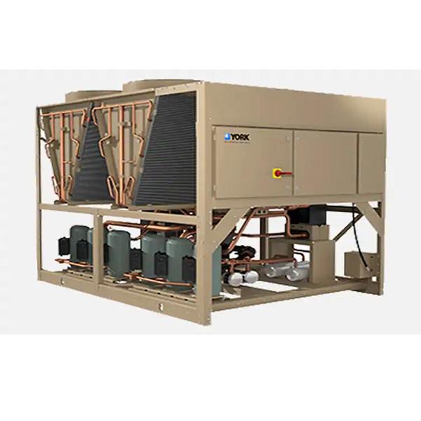 约克中央空调-涡旋式风冷冷水机组YLAA系列 R410A