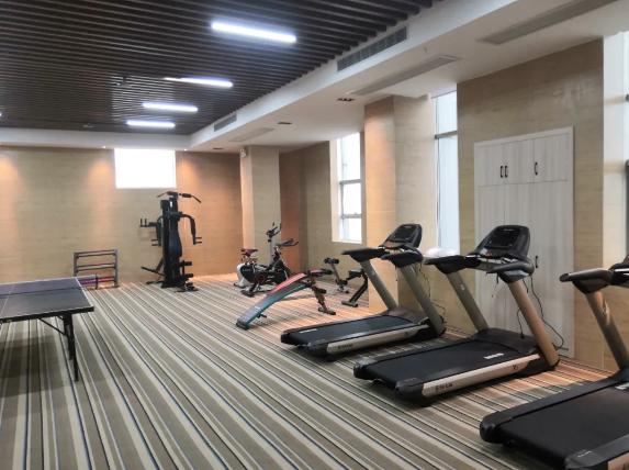 襄阳市中国人寿健身房