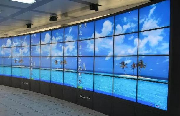 液晶拼接屏安装前要注意哪些事宜?