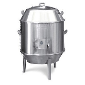 不锈钢双层烤鸭炉