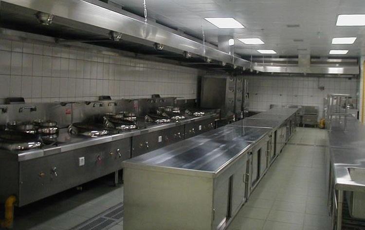 幼儿园厨房设备