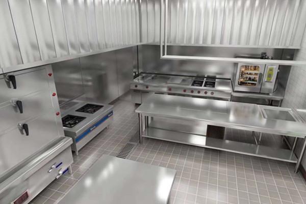 昆明学校食堂厨房设备