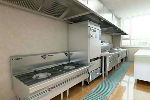 昆明商用厨房设备布局