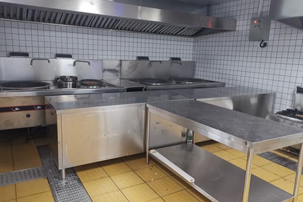 昆明不锈钢厨房设备