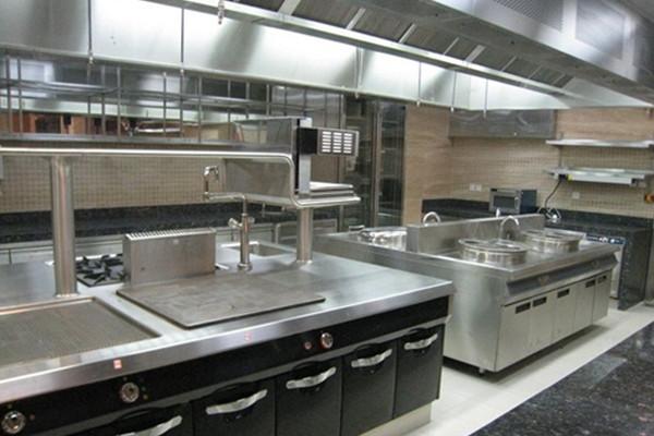 玉溪不锈钢商用厨房设备