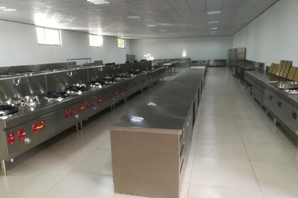 云南酒店整套厨房设备,这家免费安装设计(展优厨具)!