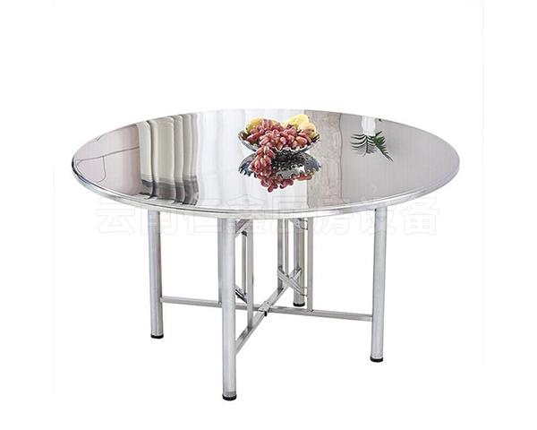圆形餐桌椅