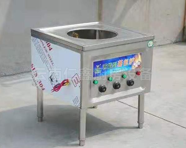 节能蒸包炉