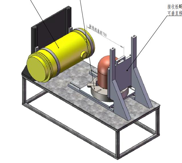 鱼雷炮弹火药填充检测方案