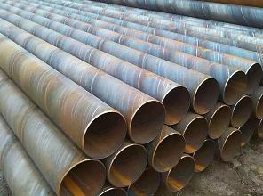 不锈钢螺旋钢管