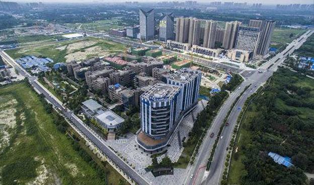 中铁产业基地10KV配电工程