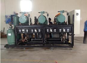 冷凝器回收
