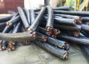 低压电缆回收