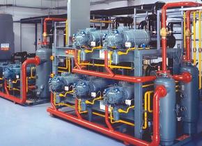 螺杆式冷水机组回收