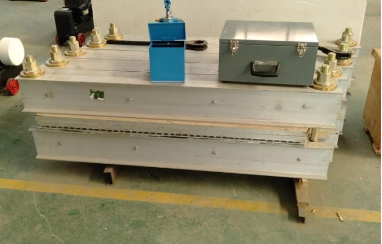 橡胶输送带硫化机