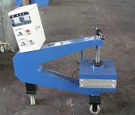 轻型输送带硫化机
