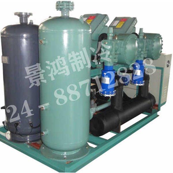 地源熱泵制冷劑的制冷原理