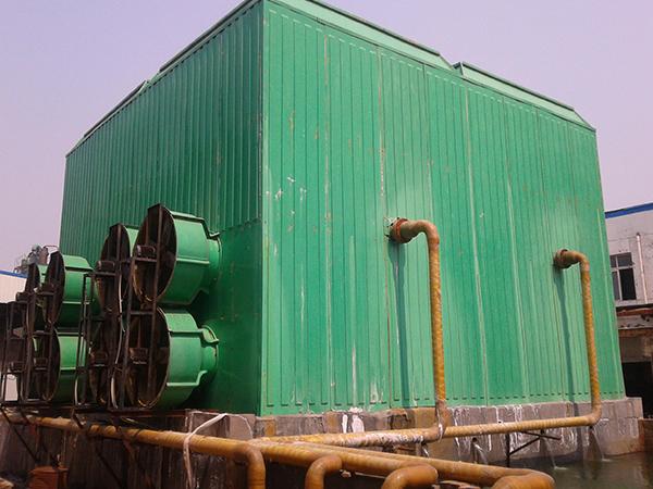 電廠玻璃鋼冷卻塔