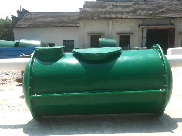成品玻璃鋼隔油池