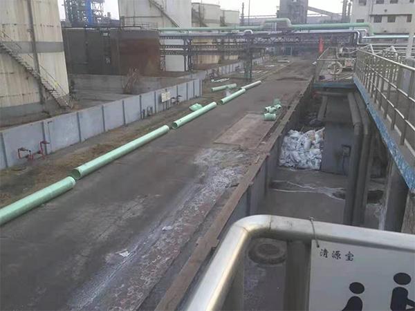 玻璃鋼電纜管道