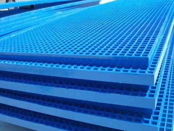 玻璃钢格栅水沟盖板