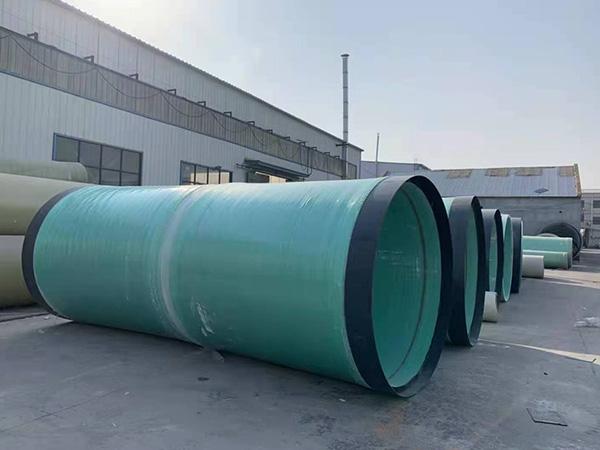 夹砂玻璃钢管道