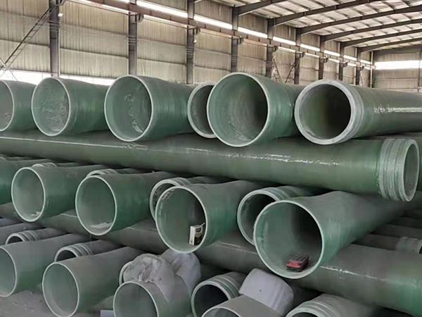 大口径玻璃钢排污管