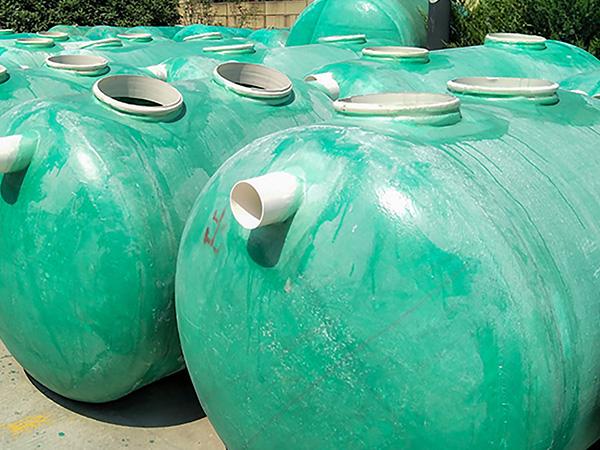 玻璃纤维隔油池