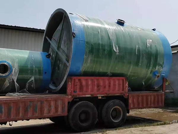 一体式污水提升泵