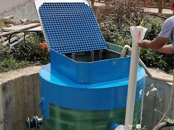 污水提升泵一体式