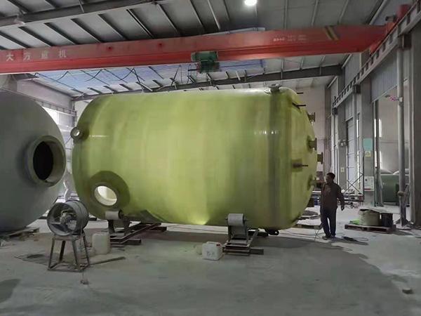 工业玻璃钢储罐