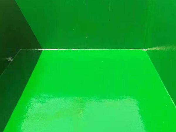 水池乙烯基树脂玻璃钢防腐