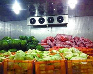 農產品冷庫