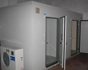 小型速凍冷庫