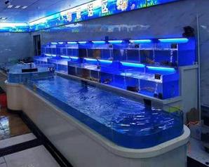 玻璃海鮮池