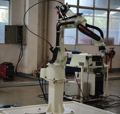 焊接机器人怎样看出有缺陷