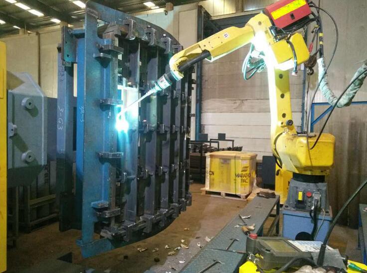焊接机器人焊接方法主要分几类