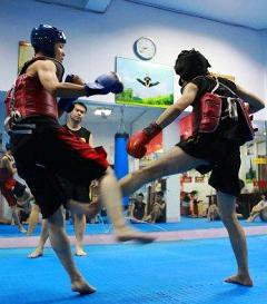 你知道散打和自由搏击的区别吗?