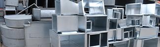 镀锌钢板风管在建筑业中有哪些优点?