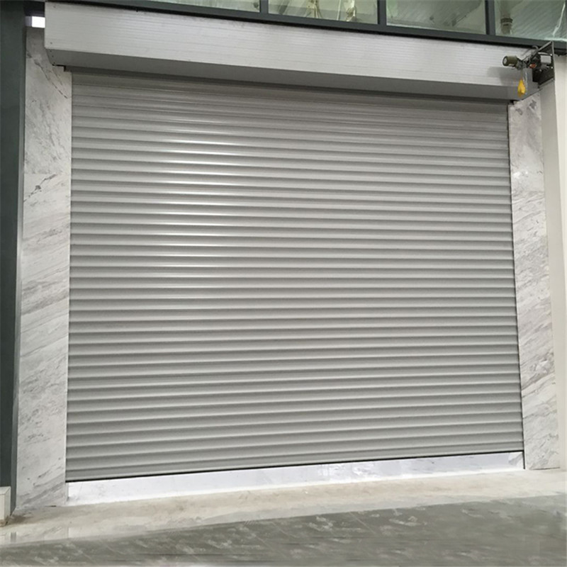 柳州自动卷帘门-卷工业帘门用途及安全性能