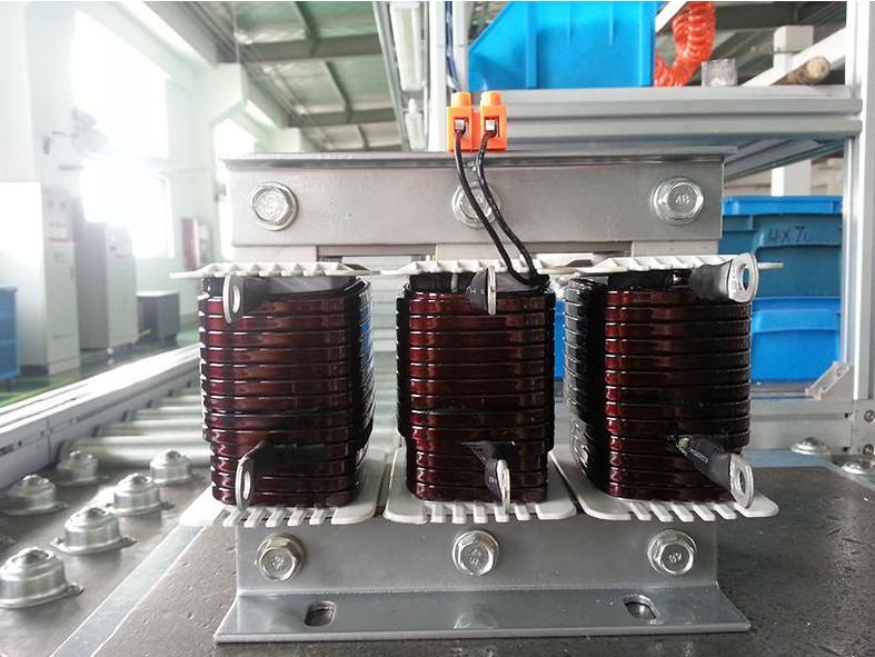 低压电抗器异常处理方法