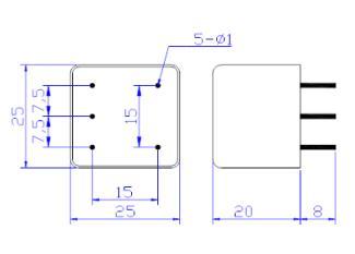 专用电源滤波器制造商单相交流通用滤波器安装提示