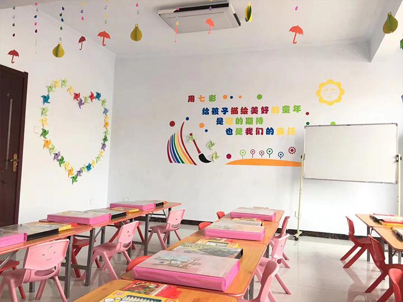 美术练习教室