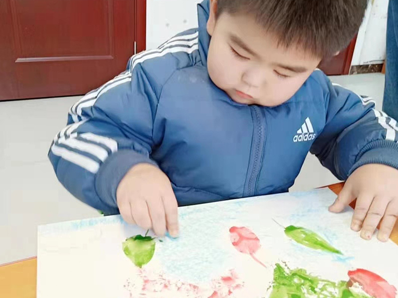 儿童美术教育可以训练孩子的思维模式!